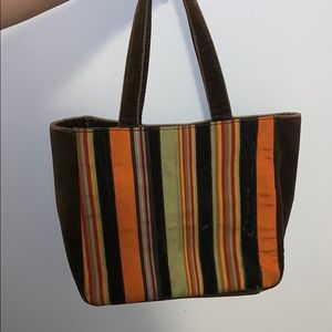 Bath & Body Works Bags - Brown orange multi color bag
